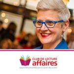 Micheline Bourque, chroniqueuse Livre d'affaires à Planète Business